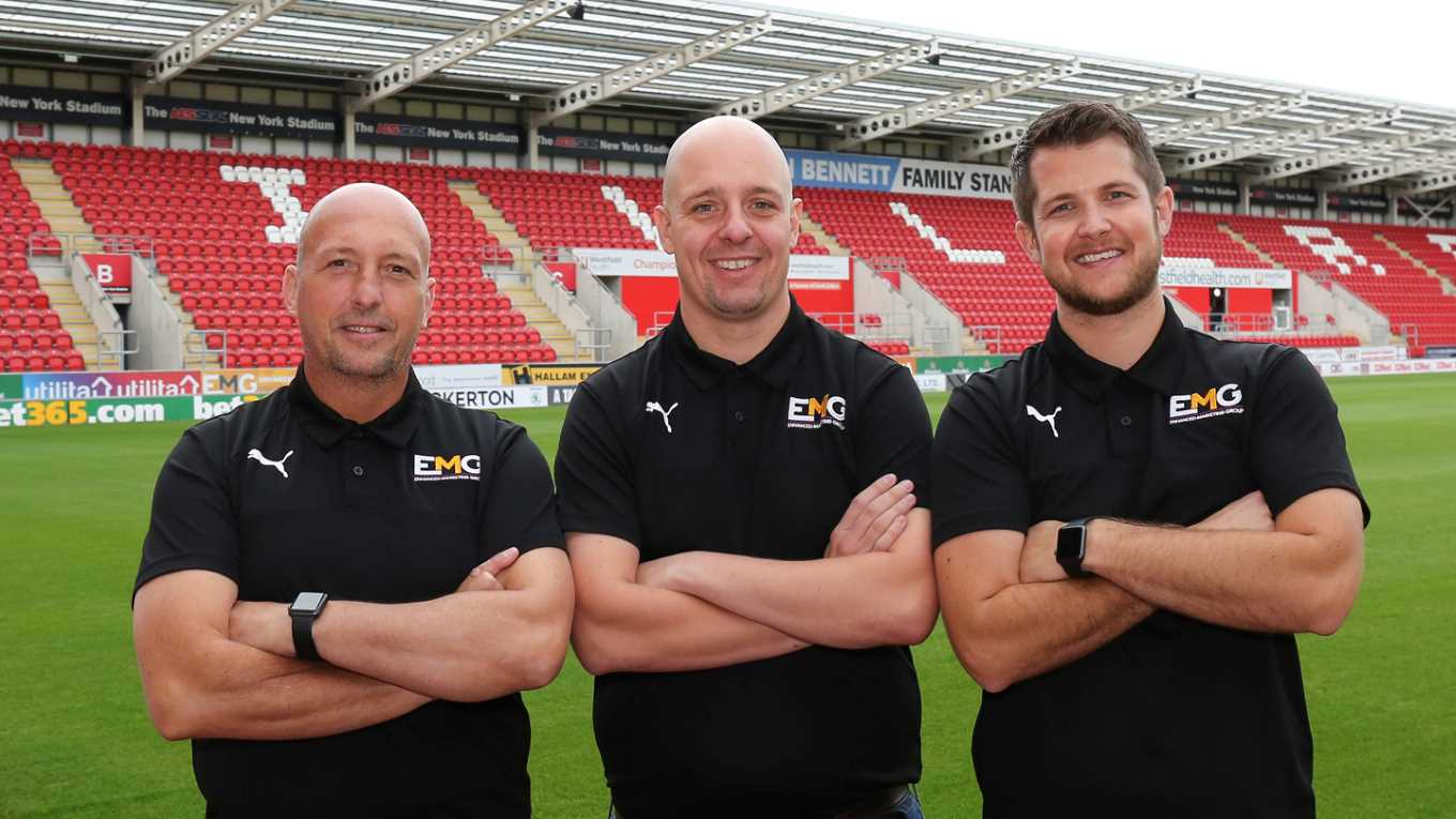 Enhanced Marketing Group become a Millers' official design partner