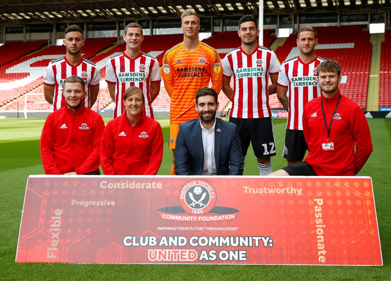 Sheffield United Community Foundation
